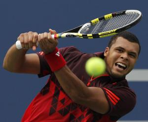 TSONGA AT HIS BEST