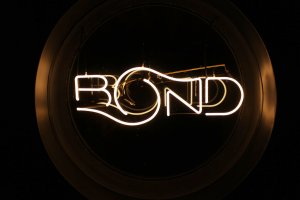 One of many logos for the new Bond film. Photo credit Wallideas.net