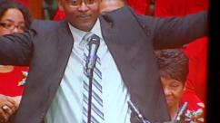 Rev. Dr. Brad R. Braxton, pastor