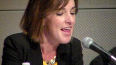 Elizabeth Embry, Candidate for Mayor, Baltimore.