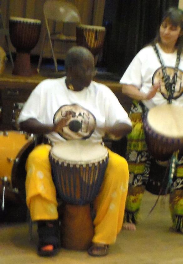 Female drummers