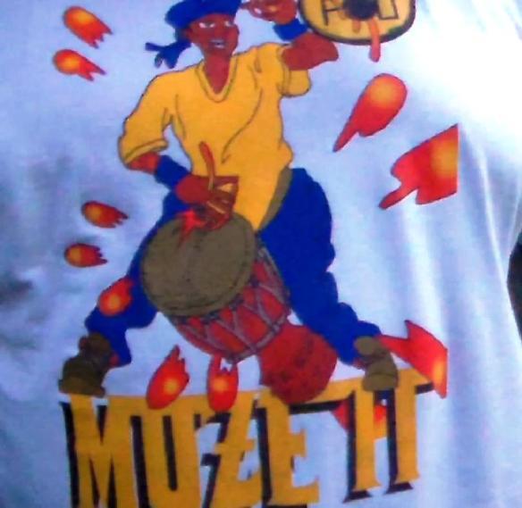 T-Shirt for Urban Foli