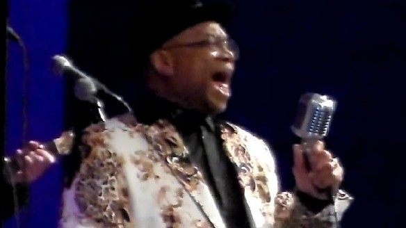 Sonny Turner, vocalist Extraordinaire