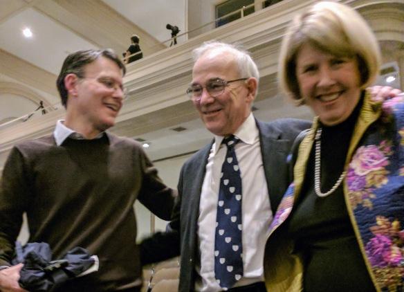 Michael Hersch and friends