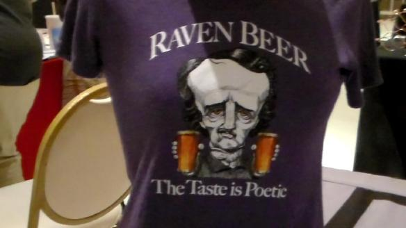 Raven Beer, by Tee Shirt